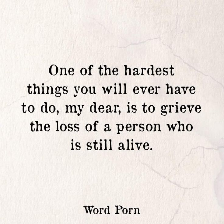 One Of The Hardest Things You Will Ever Have To Do, My Dear, Is. Missing  People QuotesLosing A Loved ...