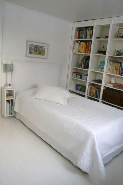 Making a Swedish Bed via Chez Larsson