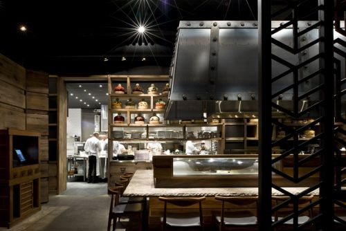 Delicious Agony: Japanese Inspiration for The Design of Modern Restaurants: Maya Bar Monaco