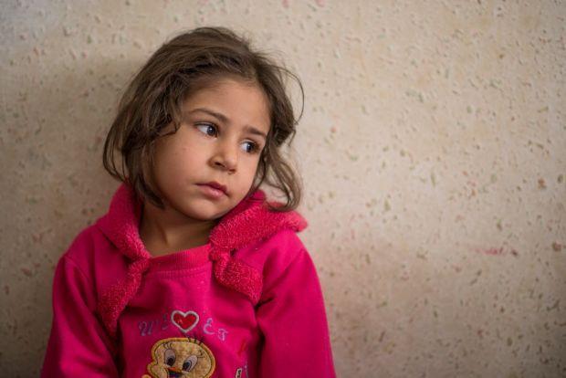 Refugee children forced to flee | World Vision International