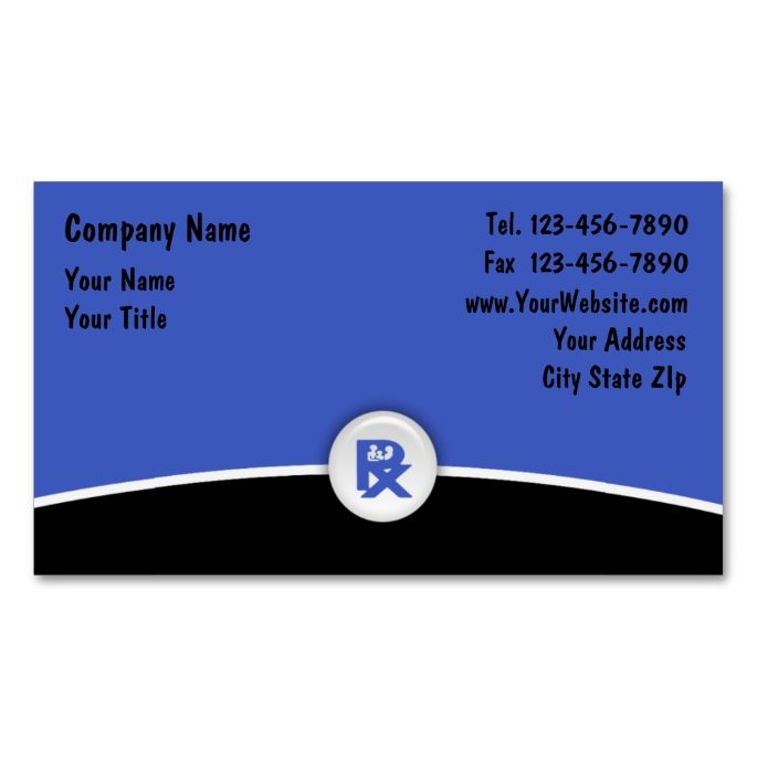 Pharmacy business cards pharmacy business cards and business reheart Gallery