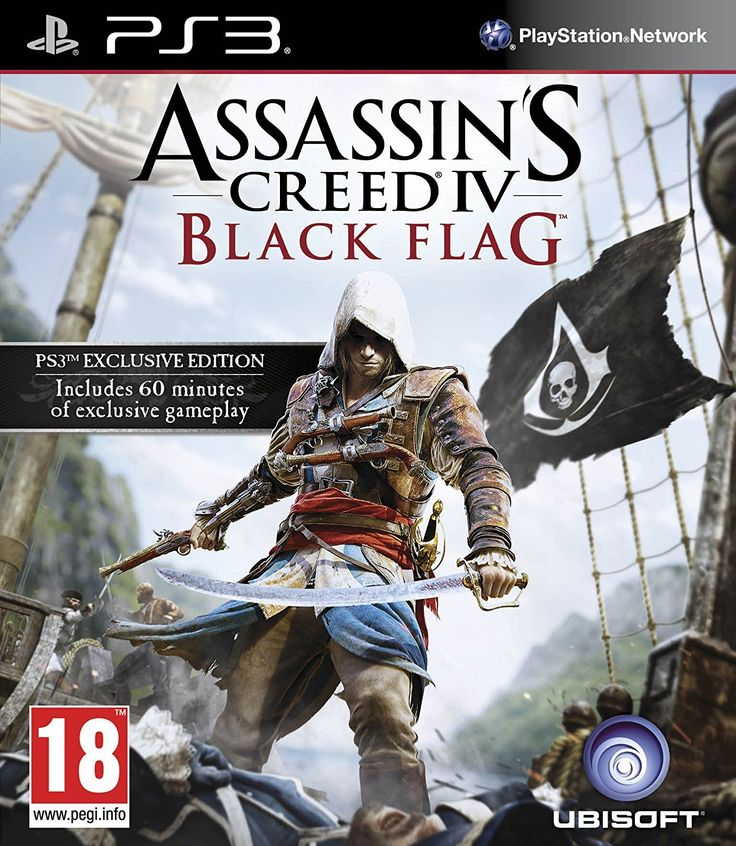 Having fun playing Assassin's Creed Black Flag by 30 April 2017