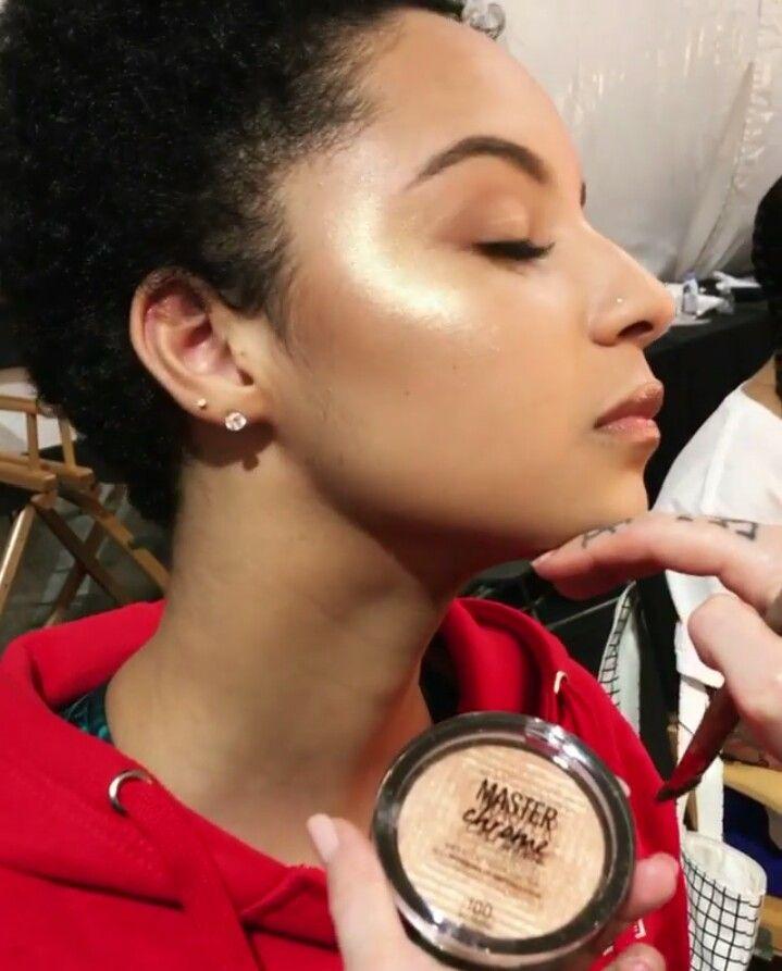 New Master Chrome Highlighter Maybelline Makeup