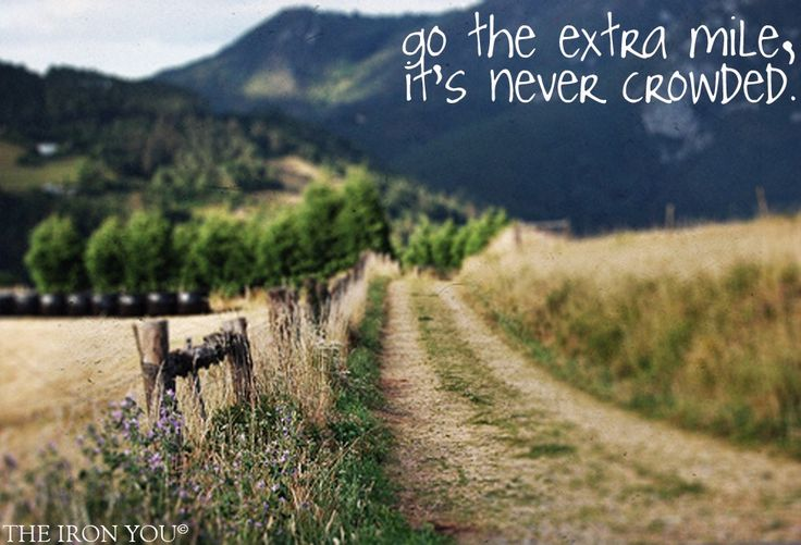 go the extra mile Go the extra mile meaning, definition, what is go the extra mile: to try a little harder in order to achie: learn more.