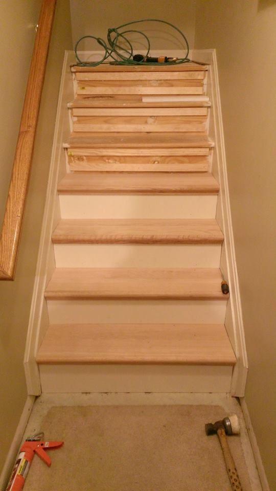 Best 16 Best Diy Retread Stairs Images On Pinterest 400 x 300
