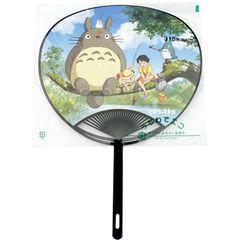Etoile Japanese Fan Totoro, Satsuki and Mei (Uchiwa) 35g, 5 dollaria.