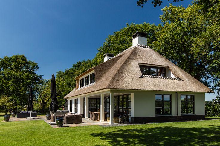 Villa te Laren met inpandige veranda