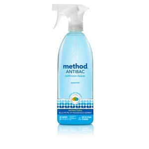 Top Eco-Friendly Bathroom Cleaners: Method Antibac Bathroom Cleaner