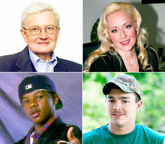 Celebrity Deaths in 2013