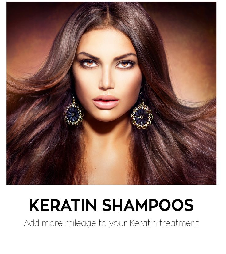 Keratin maintenance shampoos that will make your keratin treatment last longer. Sulfate-free and Sodium chloride free  #Keratin #Aftercare #Shampoos