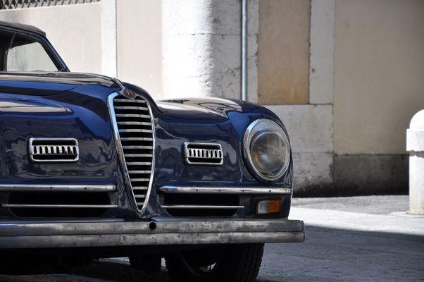 Vintage Alfa Romeo @Mille Miglia : wow!