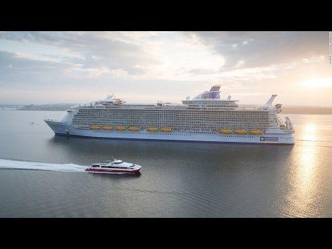 5 Gigantycznych statków świata!