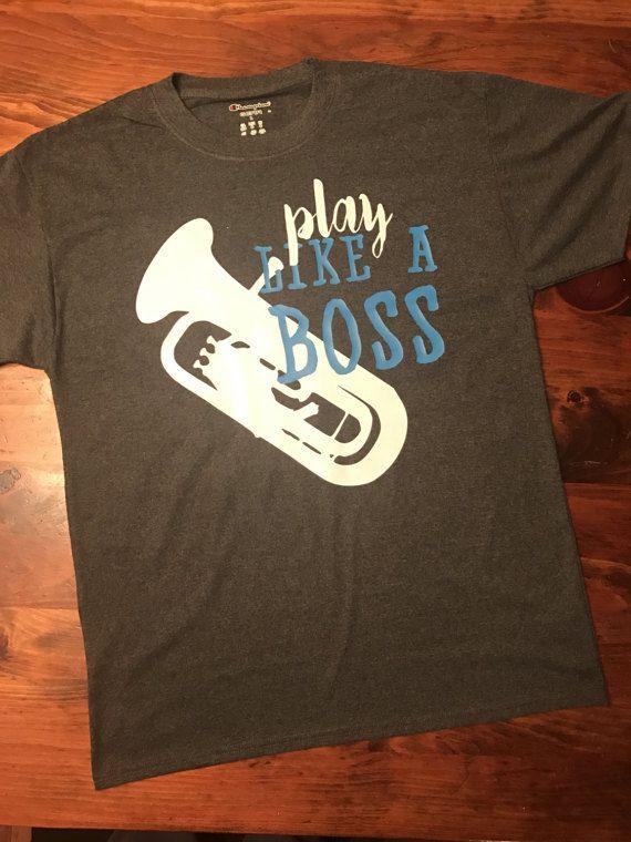 Band Nerd T-Shirt Band Nerd Apparel Band Nerd Shirt Play