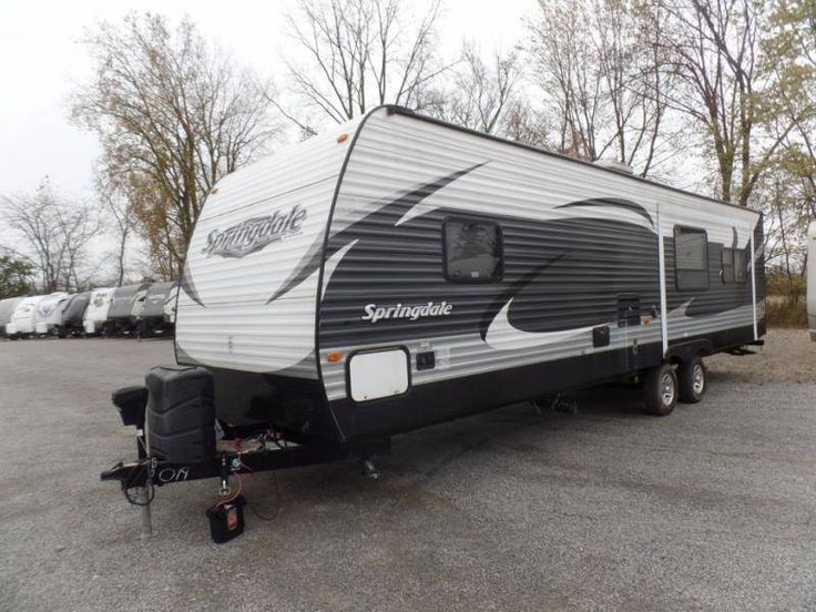 2015 Keystone Springdale 311RE for sale - Galion, OH | RVT.com - 21k