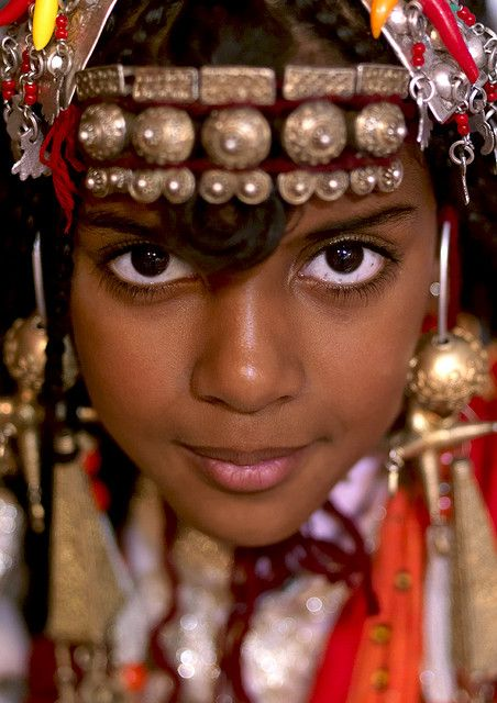 Ghadames, Libya...her eyes are gorgeous...