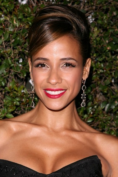 Dania Ramirez - Latin American actress in Hollywood, born in the Dominican Republic.