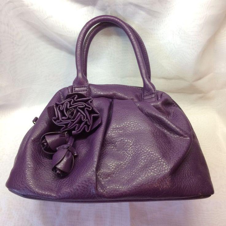 Beautiful Purple Per Una Marks & Spencer Handbag  | eBay