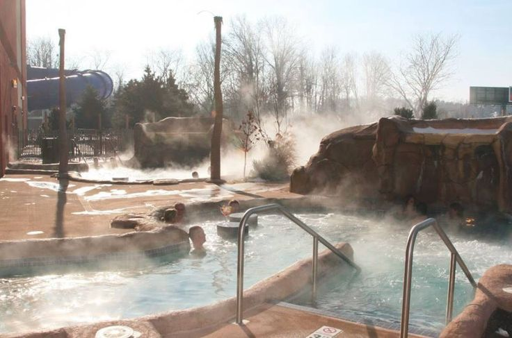 Kalahari Hot Tub Wisconsin Dells Natural Landmarks Dells