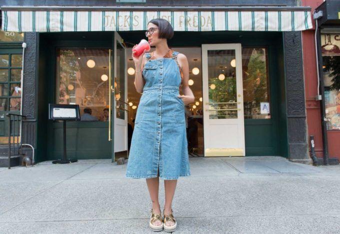 My Beauty Uniform: Maya Jankelowitz | A Cup of Jo