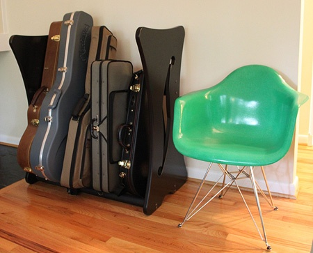 Small Music Room Instruments