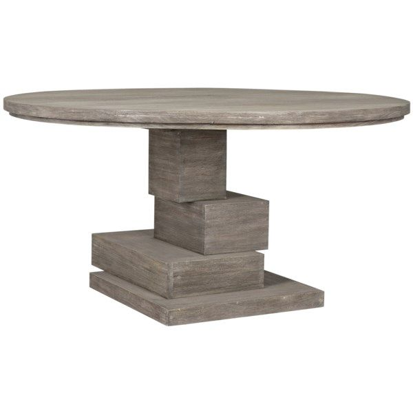 hancock dining table distressed grey dining tables new york st rh pinterest com