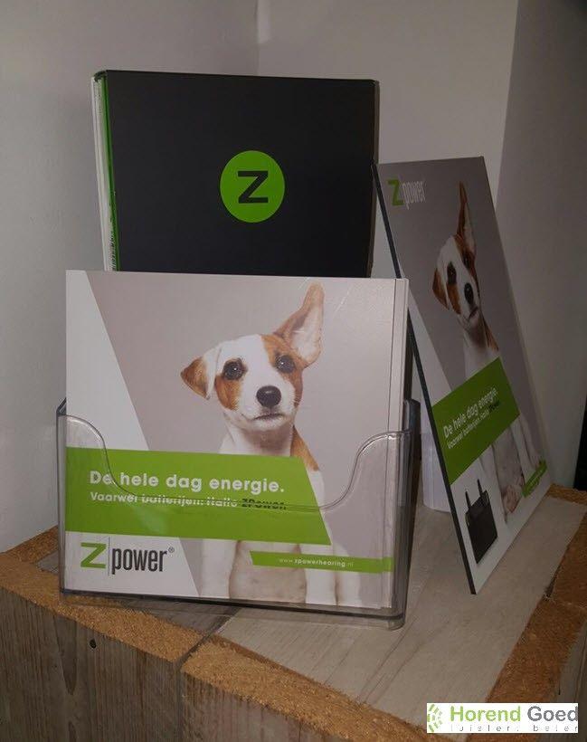 Baal jij ook dat je steeds je batterijen in je hoorapparaat moet verwisselen? Het is verleden tijd met ZPower! Ook geschikt voor hoortoestellen die werken op batterijen :-) Kom langs bij Horend Goed voor alle mogelijkheden!