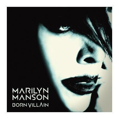 """L'album di #MarilynManson intitolato """"Born Villain""""."""