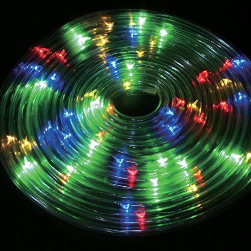 Fabulous Solalite LED Solar Leuchte m Seil Licht Au en Strip Tube Party Weihnachts Garten