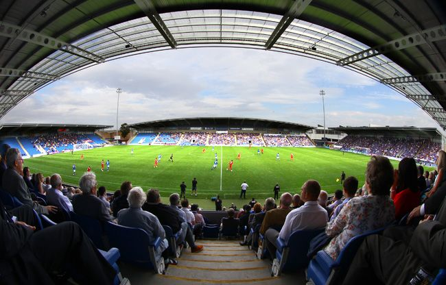 Chesterfield FC - Proact Stadium