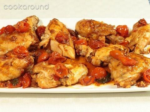 Pollo in salsa piccante: Ricetta Tipica Basilicata | Cookaround