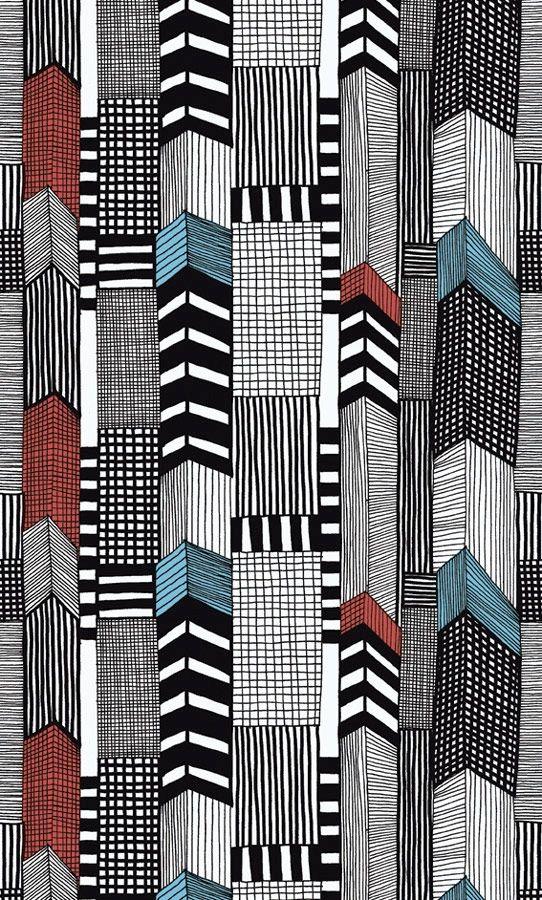 17 best ideas about marimekko wallpaper on pinterest marimekko fabric mari - Papier peint marimekko ...