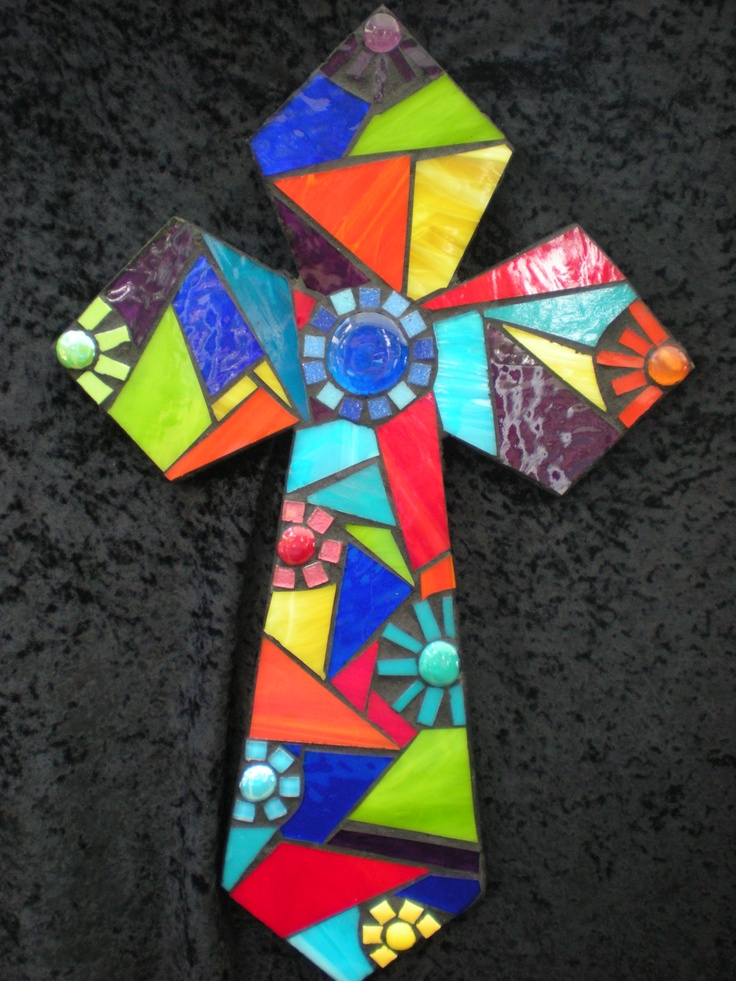 Custom Mosaic Art - 2 Sister Creations