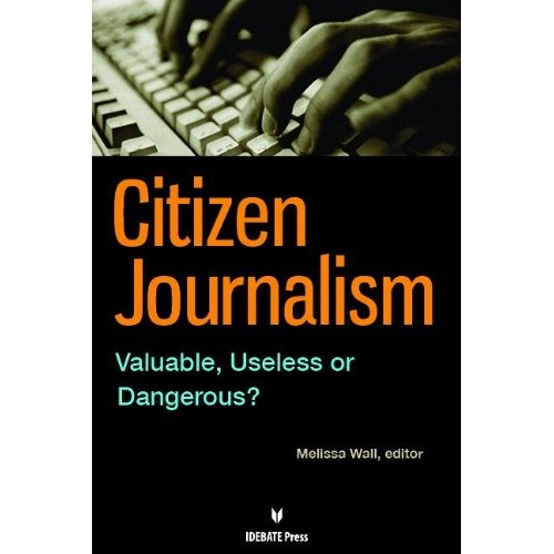 Citizen Journalism is an anthology of articles that address the rise of citizen-produced news content worldwide. Using digital tools such as YouTube and Twitter, ordinary people are collecting and sharing news that might otherwise never get reported. What does this trend mean for professional journalism and, ultimately, for democracy? Chapters include examples of citizen journalism from Britain, Burma, Canada, Iran, Kenya, Palestine, South Africa, Taiwan, and the United States.