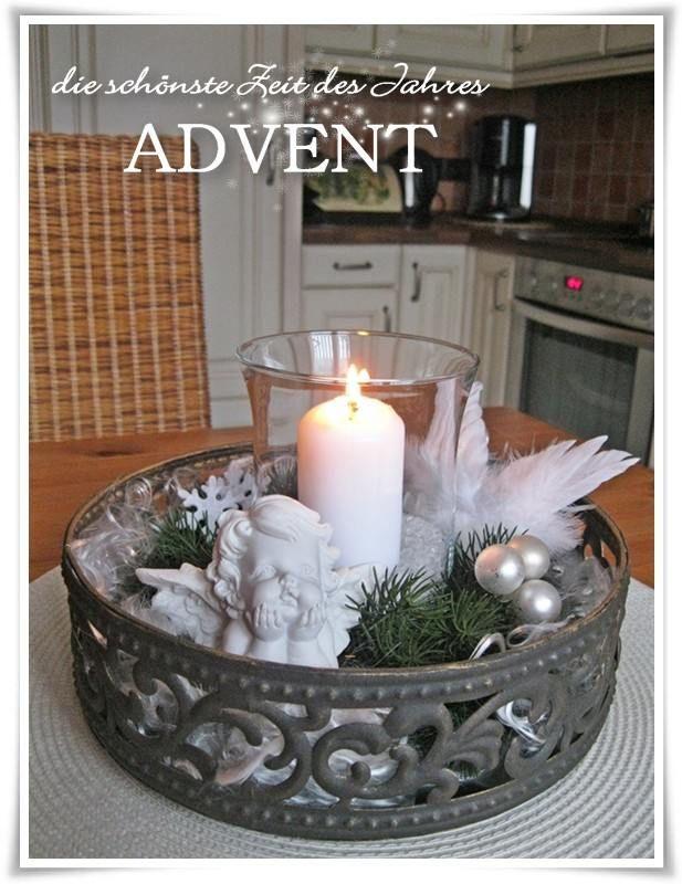 Als erstes wünsche ich euch allen einen schönen ersten Advent . Ich liebe dieses ruhige und besinnliche Zeit, wo schon morgens zum Frü...