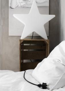 星型のランプ良いですねぇー!部屋に置いたら可愛らしい部屋になりそうです。