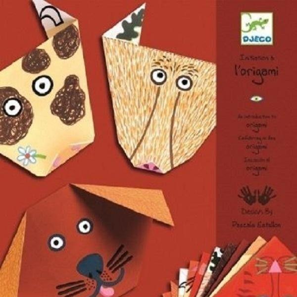 Είναι μια εικαστική κατασκευή με φύλλα οριγκάμι της εταιρίας Djeco για παιδιά ηλικίας 4 έως 8 ετών. Αυτή η εύκολη και απλή κατασκευή θα μετατρέψει με την βοήθεια των χεριών σας, τα επίπεδα κομμάτια χαρτί σε χαριτωμένα και εκφραστικά ζωάκια. Μυηθείτε στην απίστευτη τεχνική οριγκάμι και θα έχετε υπέροχες δημιουργίες. Διαστάσεις συσκευασίας 21,5 x 23,0 x 0,5 εκατοστά.