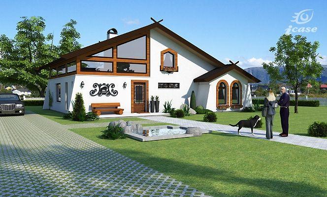 Detaliu proiect de casa - Casa cu ETAJ CE 047 | Proiecte case, proiecte de case, proiecte vile, proiecte de casa, planuri case, planuri de case, planuri casa, house project, residential projects, interioare, amenajari