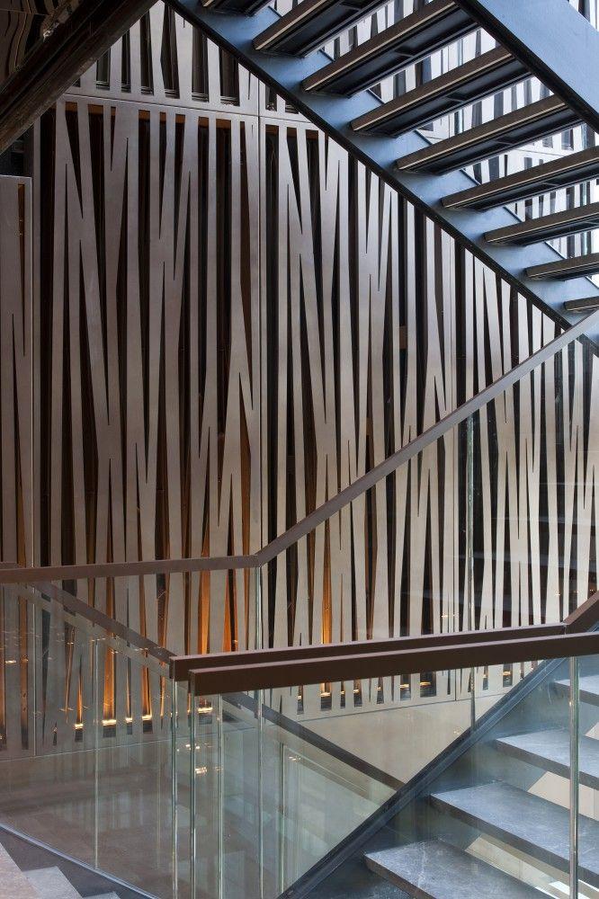 Selcuk Ecza Headquarters / Tabanlıoğlu Architects