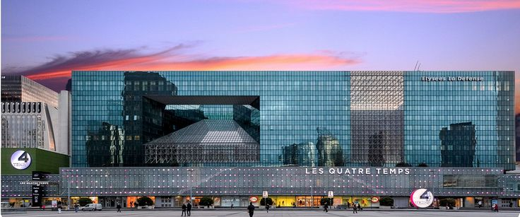 Les 4 Temps shopping mall, Paris