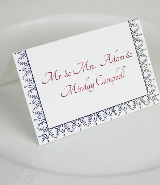 25 best printable place cards ideas on pinterest