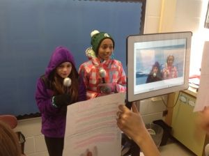 Create a Green Screen Video in Your Classroom!