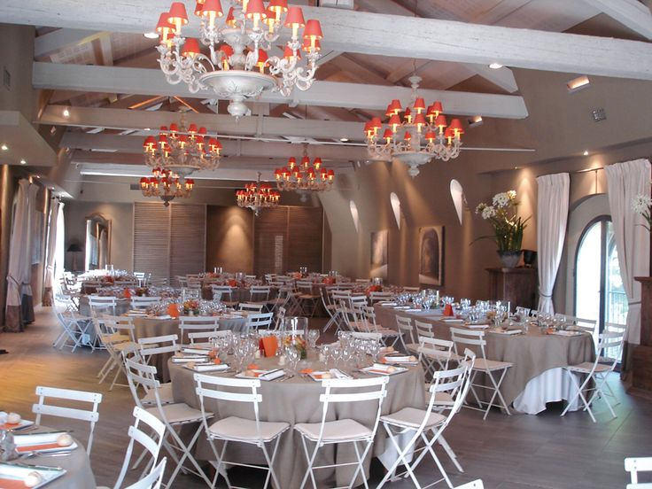 Beautiful Confetti Party Hall