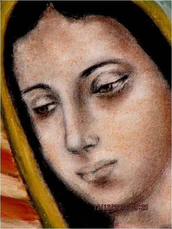 Clases de dibujo retrato paso a paso tutoriales de - Retrato oleo paso a paso ...