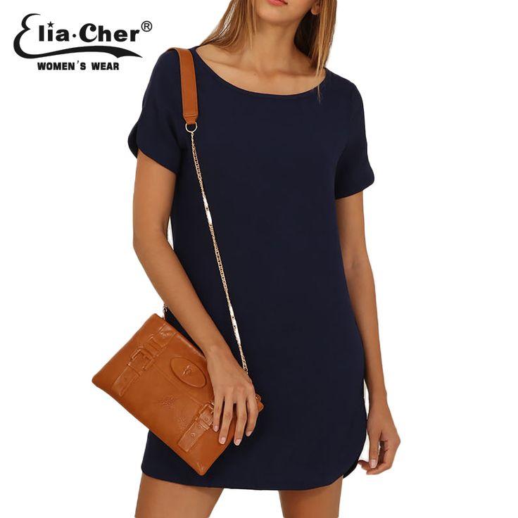 Women Dress Eliacher Brand 2016 Summer Dress Plus Size Women Clothing Chic Elegant Fitness Evening Party Dresses vestidos 6633