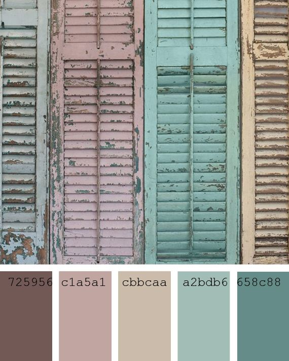 "Paletas de colores Pantone: ""oil blue"" #pastel #colors"