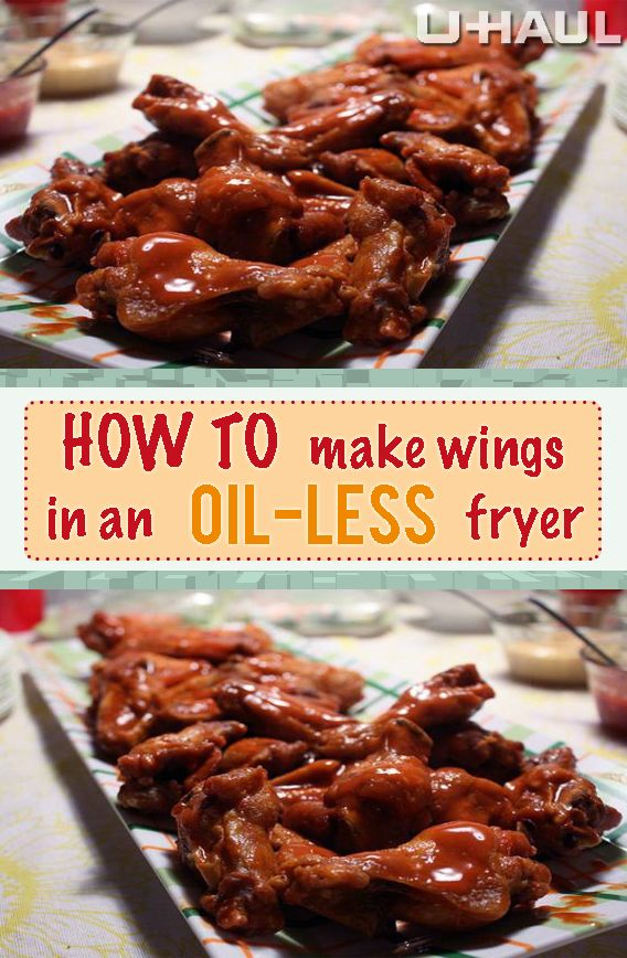 Who doesn't love chicken wings?  They make a great companion to football games, pizza nights or any occasion really. Try switching things up by seasoning and letting the Charbroil® Oil-less Turkey Fryer. The result? The crispy taste of fried wings without the oil!  Note: These ingredients are just a suggestion. You can use your own favorite wing recipe and modify it with these instructions on how to make wings in an oil-less fryer for an equally delicious experience! I Tailgating