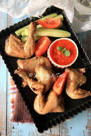 Ayam Pop a la JTT
