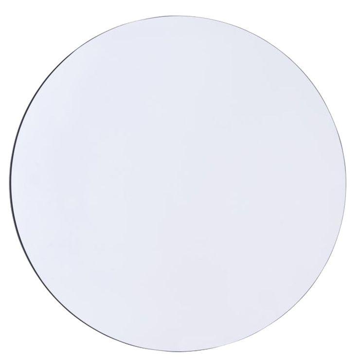 Walls speil 50 cm, klar i gruppen Inredningsdetaljer / Hjemmets bra å ha / Speil hos ROOM21.no (1025587)