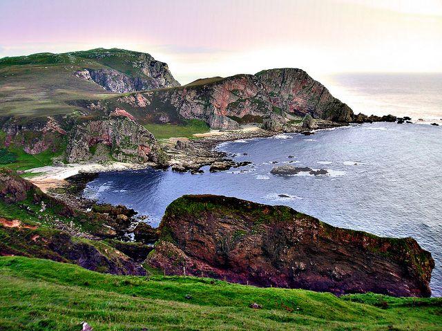 Oa Bay , Isle of Islay , Scotland    #Isla