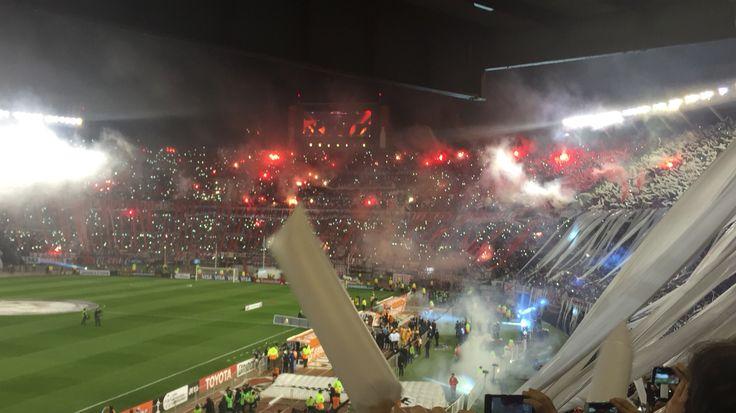 River Plate campeon de la Copa Libertadores de America  #Champion #Soccer #RiverPlate #Futbol #Copa #Cup #Crowd #Football #Fans
